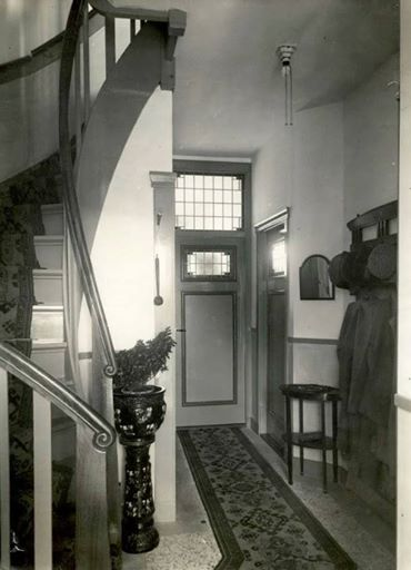 VRI interieurbouw trap loper Ambifloor