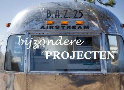 VRI interieur overnachten airstream trailer bloemendaal