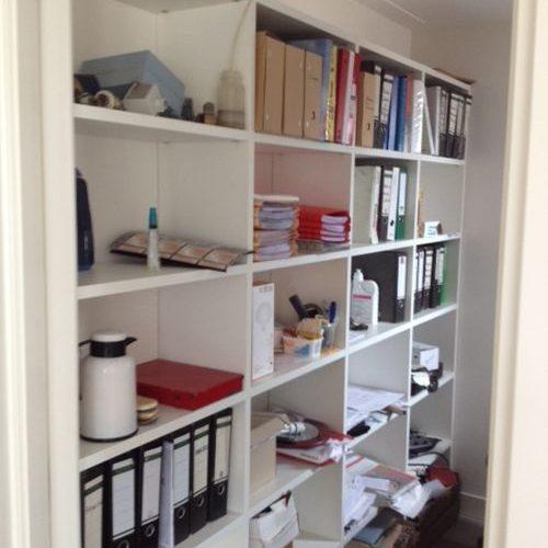 VRI interieur: archiefkast kantoor