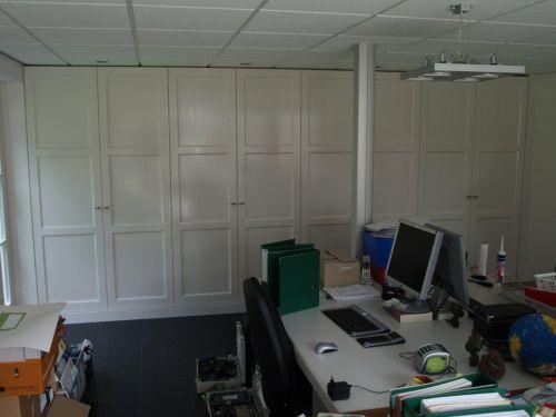 VRI interieur: exclusieve archiefkasten in het wit
