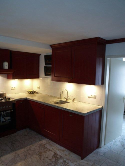 Klassieke Keukens Op Maat : Woonkeuken VRI Interieur
