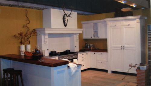 Moderne Keukens U Vorm : VRI interieur: landelijk moderne keuken u ...