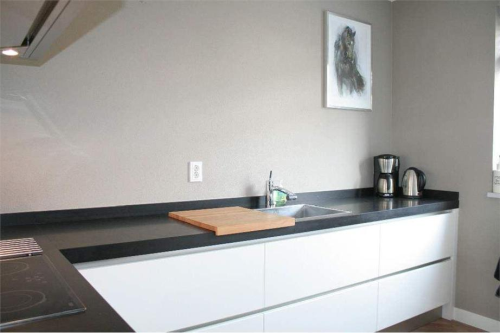 Witte Hoogglans Keuken Met Wit Blad : VRI interieur: hoogglans keuken in modern design