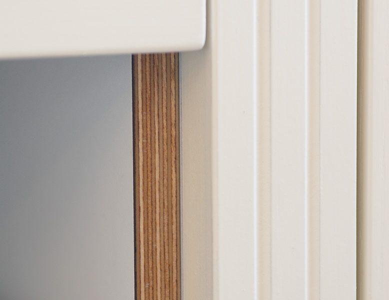 VRI interieur watervast verlijmde berkenmultiplex met hpl