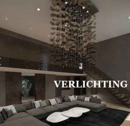VRI interieur verlichting lampen