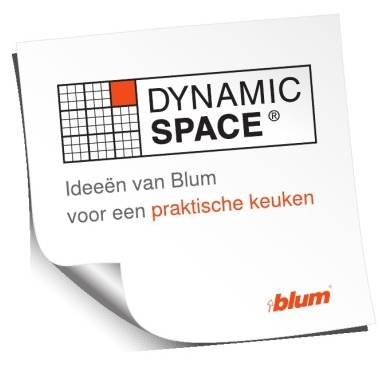 VRI interieur: Blum dynamic space