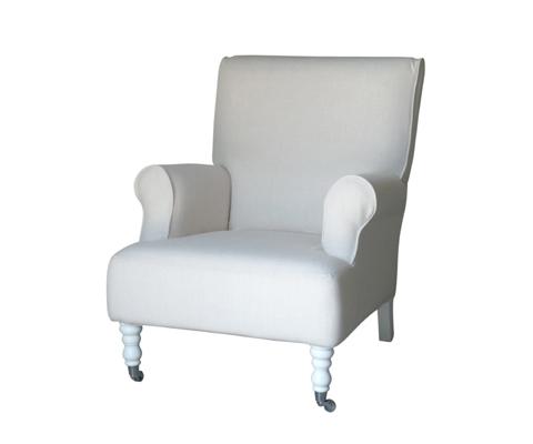 VRI interieur: fauteuil Hendrik