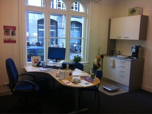 VRI interieur: GZC Binnenstad keukenpantry