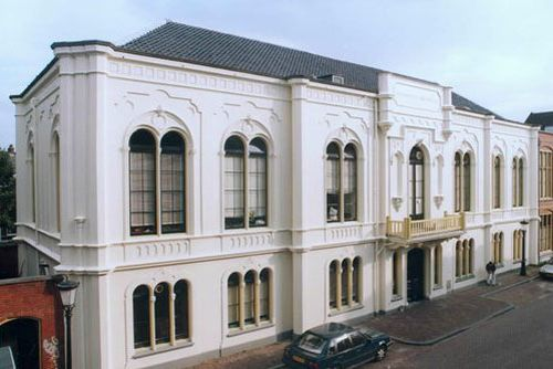 VRI interieur: GZC Binnenstad pand