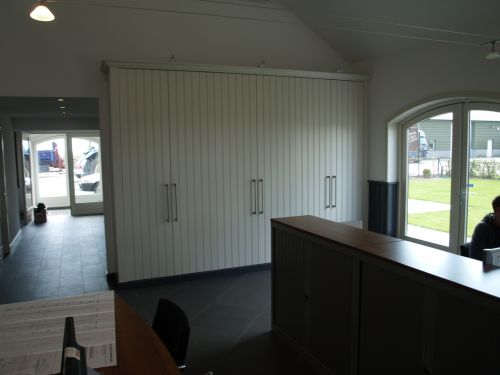 VRI interieur: exclusieve archiefkasten op maat