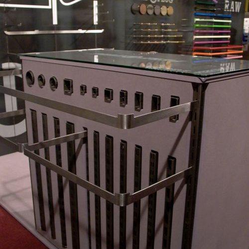 VRI interieur: stand interieurbouw en hout & kunststof vakbeurs