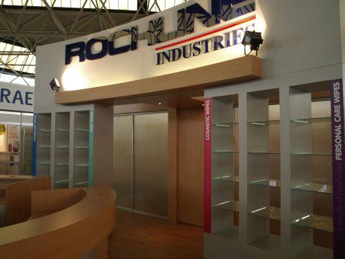VRI interieur: beursstand RAI Amsterdam