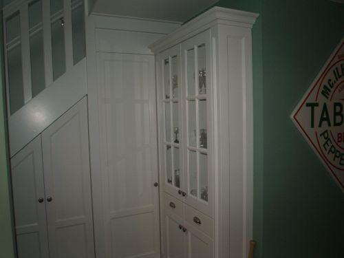 VRI interieur: exclusieve trap en trapkast