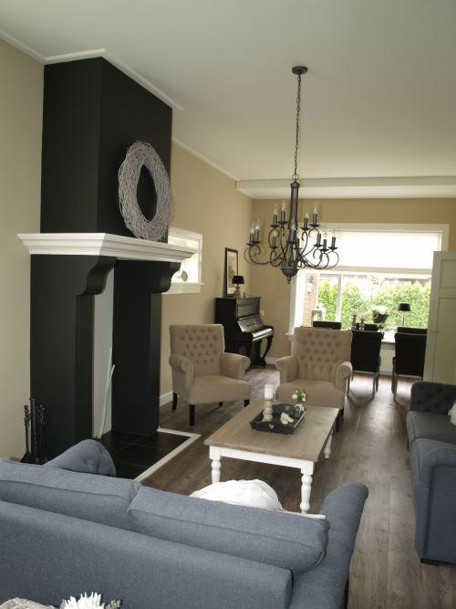Uniek interieur landelijke stijl inspiratie woonkamer en for Interieur 05 nl