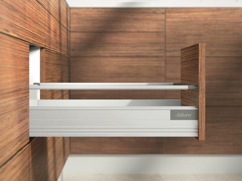 VRI interieur: systeemlade Blum tandembox plus