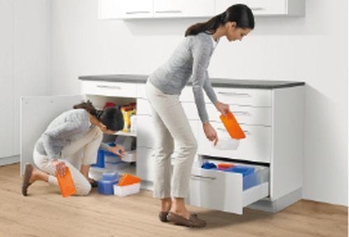 VRI interieur bereikbaarheid keuken