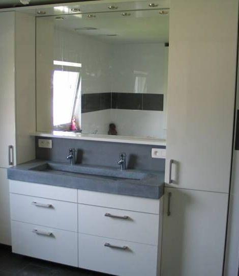20170413&185422_Wasbak Badkamer Beton ~   Van een betonnen werkblad in uw keuken of wastafel voor badkamer