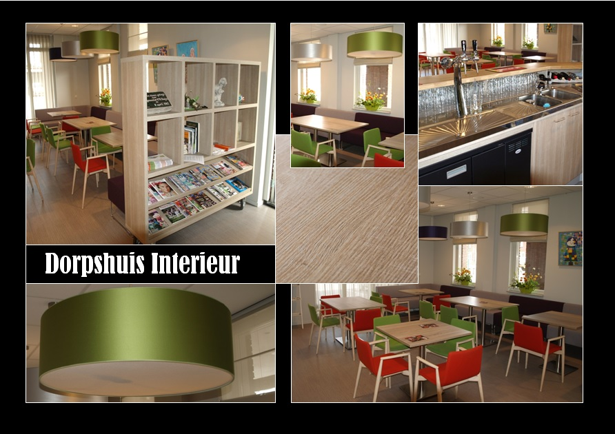 VRI interieur: horeca Decolegno Cleaf