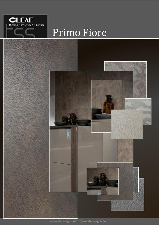 VRI interieur: moodboard Decolegno structuur PrimoFiore