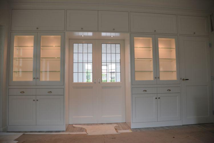 VRI interieur: kamer en suite keuken