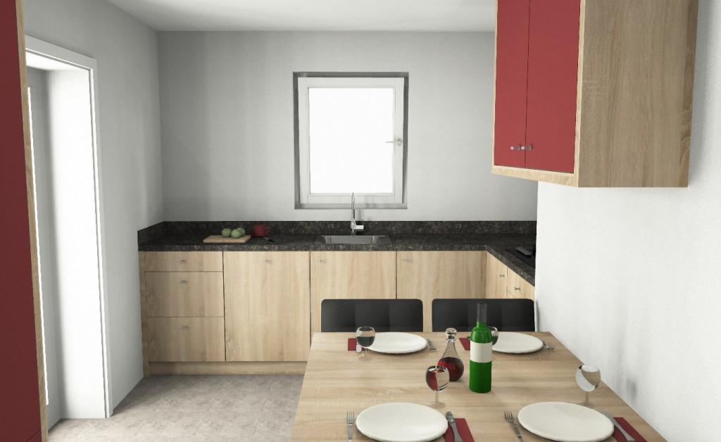 Rood In De Keuken ~ Inspiration Design Traumhaus und Interieur von Heute