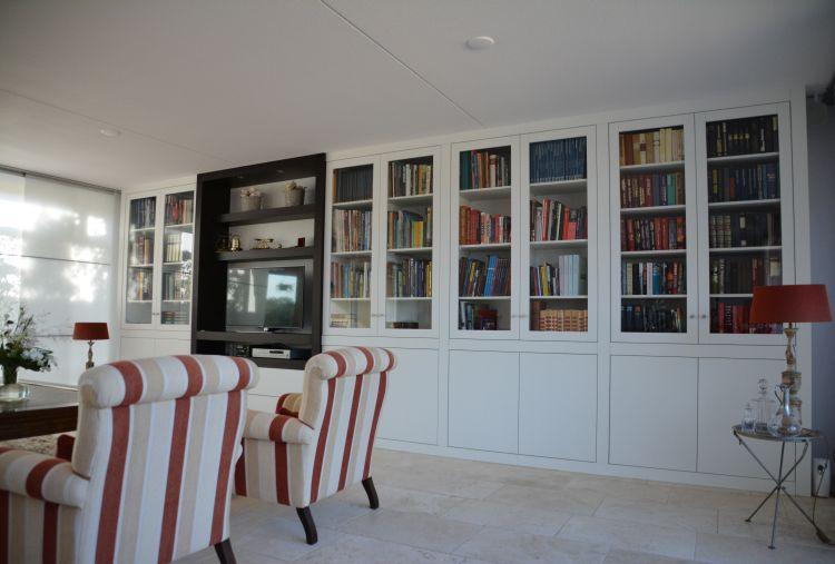 Boekenkast - VRI-Interieur