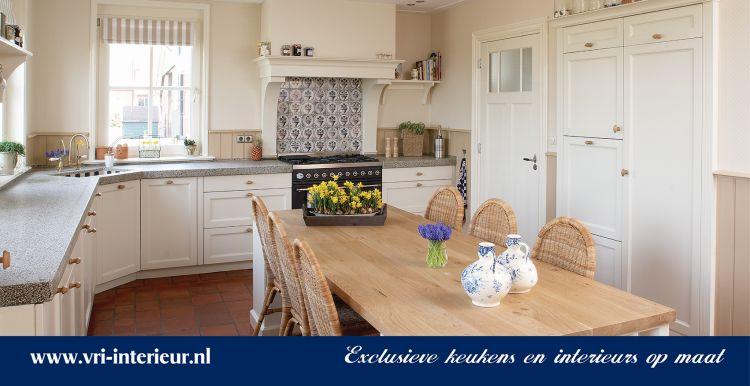 VRI interieur: exclusieve keukens en interieurs op maat
