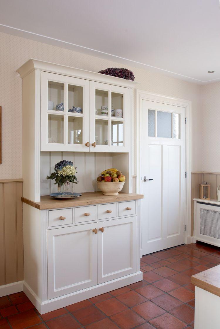 ... Klassieke Keuken In Het Wit : Vri interieur landelijk klassieke keuken