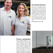 Interview in vakblad Keuken & Design