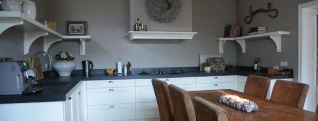 Keuken met I-cooking Herveld