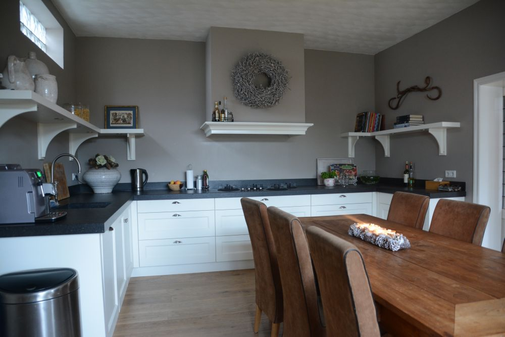 Keuken met i cooking herveld vri interieur for Interieur keukens