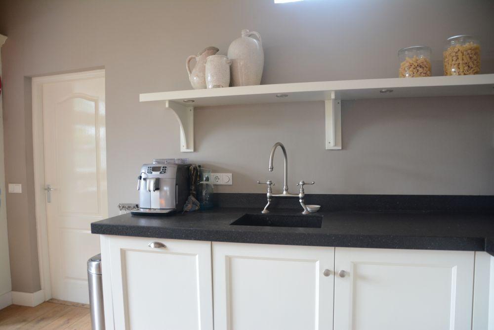 Keuken met i cooking herveld vri interieur
